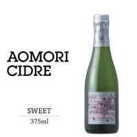 AOMORI CIDRE  Sparkling SWEET (375ml/Alc.3%)