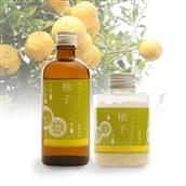 和の贈り物◆ギフトセット柚子(ボディオイル・アロマバスソルト)