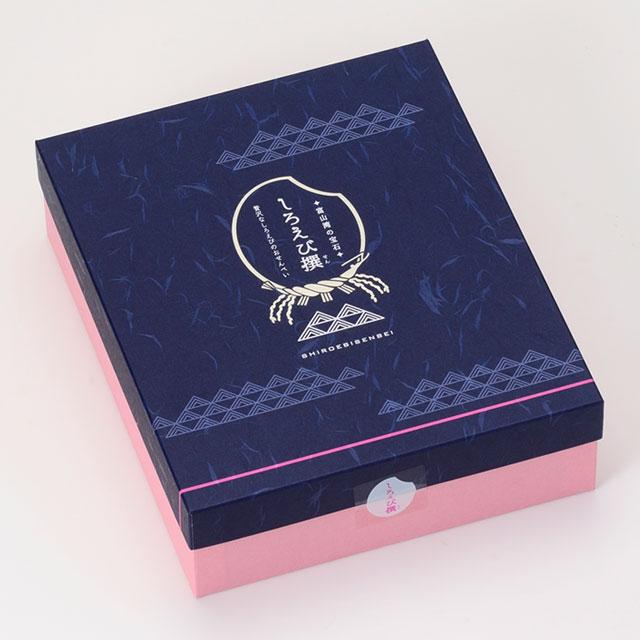しろえびせんべいプレミアム しろえび撰 54枚入化粧箱