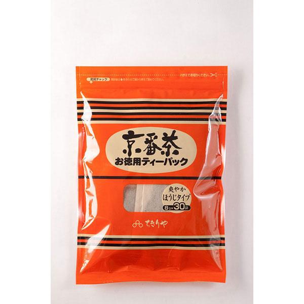 [京都府]京番茶ティーパック 8g×30<:V00654999028:>