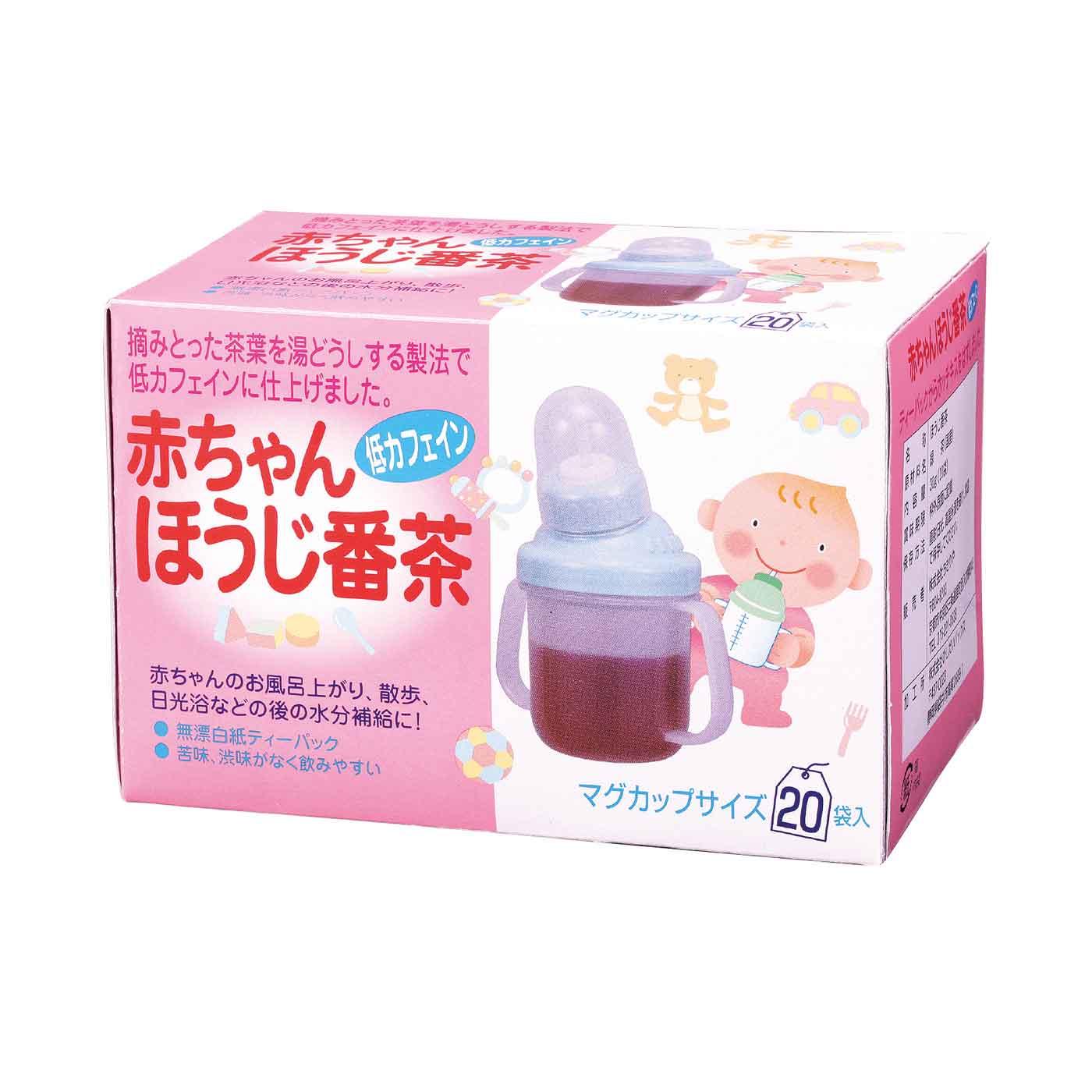 [京都府]赤ちゃんほうじ番茶 1.5g×25<:V00657999028:>