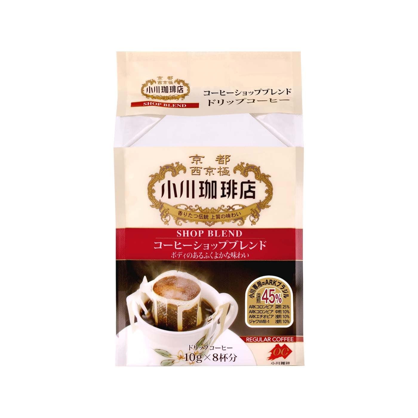 [京都府]小川珈琲コーヒーショップブレンドドリップコーヒー<:V01230999028:>