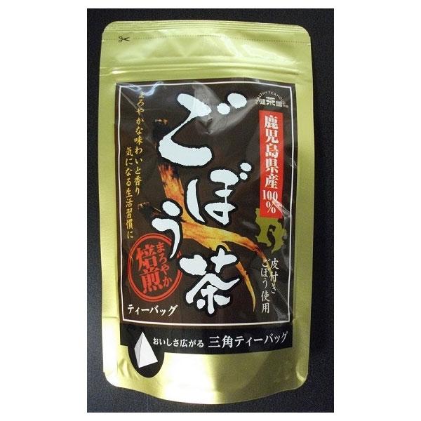 [鹿児島県]健茶館 鹿児島県産ごぼう茶12p<:V01539999028:>
