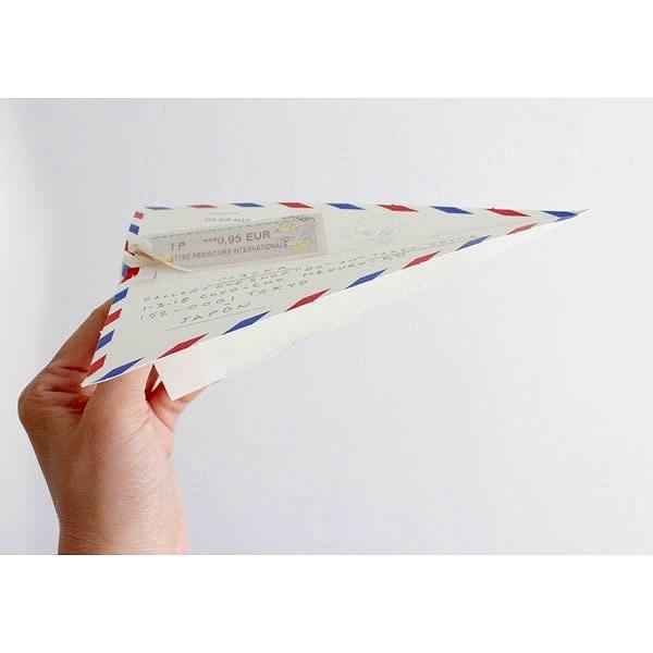 [東京都]FLYING CARD エアメールセット<:V02105999028:>