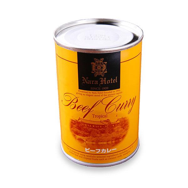 [奈良県]奈良ホテルオリジナル カレー缶(トロピカル)<:V03486999028:>