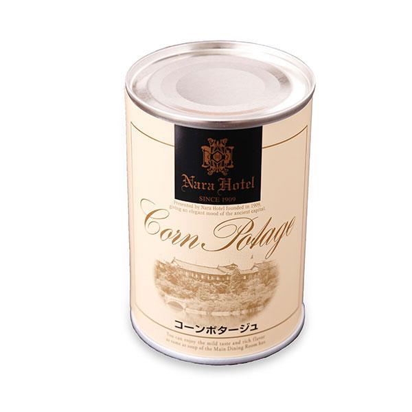 [奈良県]奈良ホテルオリジナル コーンポタージュ缶<:V03488999028:>