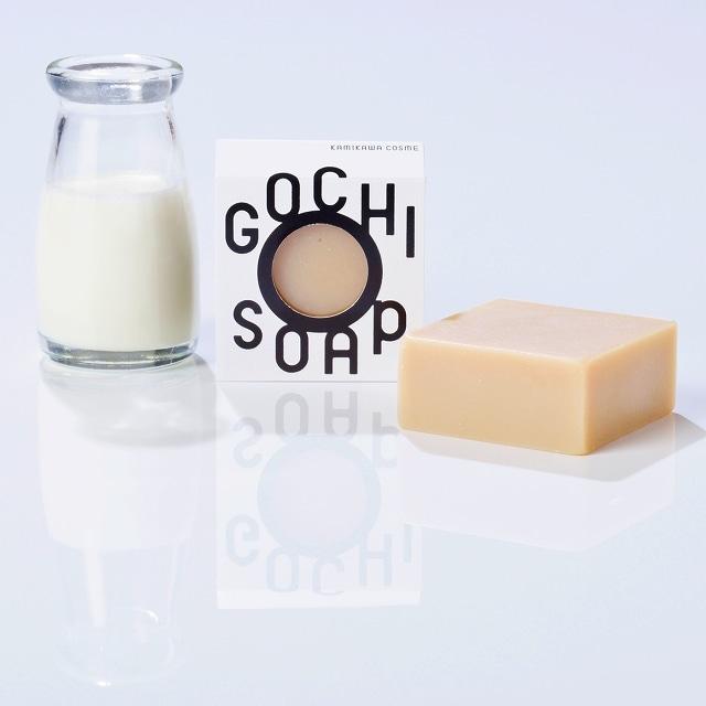 [北海道]GOCHI SOAP〜伊勢ファームの牛乳ソープ〜<:V03676999028:>