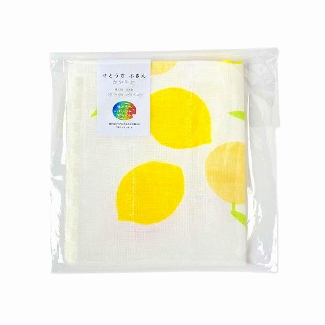 [JR西日本]かや生地ふきん setouchi citruses<:V06134999028:>