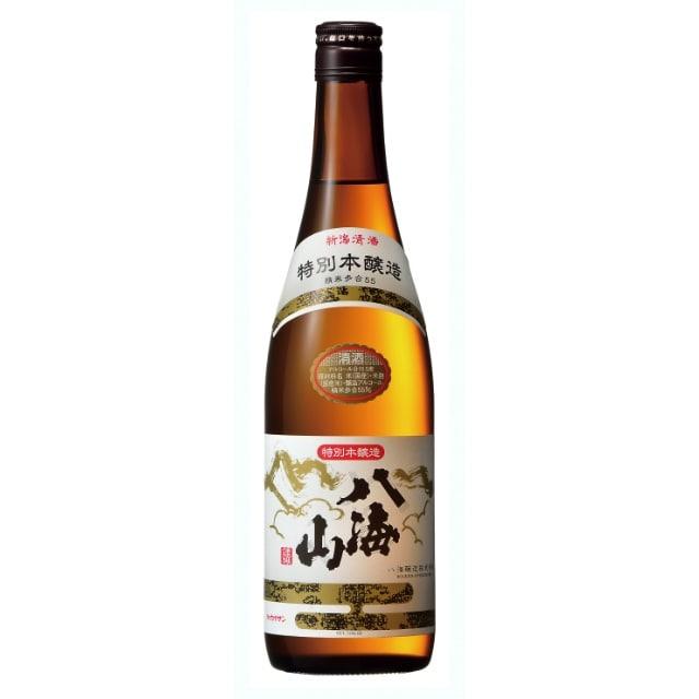 【新潟県】八海山 特別本醸造 720ml