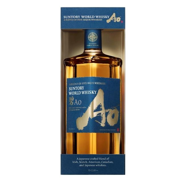 サントリー ワールドウイスキー 碧Ao 700ml