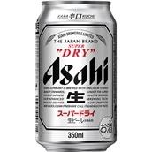 アサヒ スーパードライ 350×24本