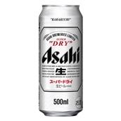 アサヒ スーパードライ 500×24本