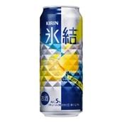 キリン氷結 シチリア産レモン 500ml×24