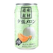 北海道麦酒 道産素材 夕張メロン350ml×24セット