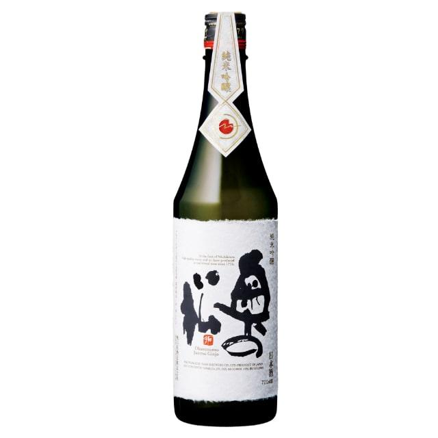 奥の松酒造 純米吟醸 720ml