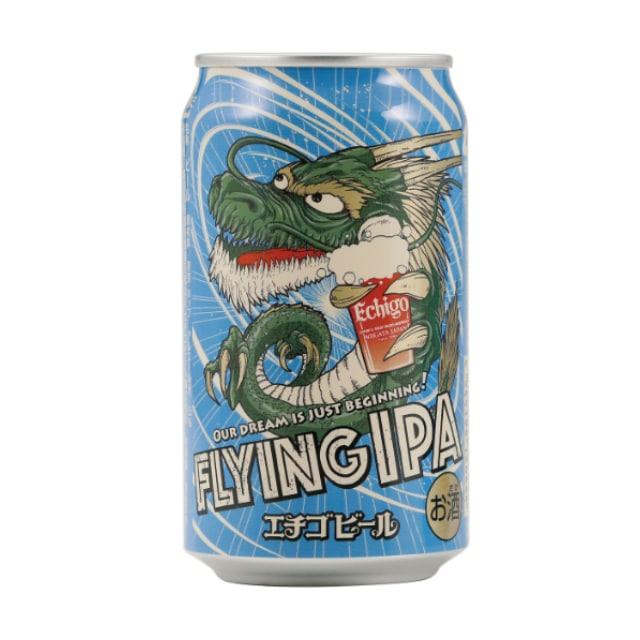 エチゴビール FLYING IPA350ml×1ケース