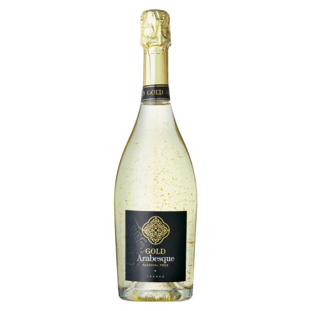 ピエール・シャヴァン・ゴールド・アラベスク・ゼロ750ml(スパークリングワインテイスト飲料)