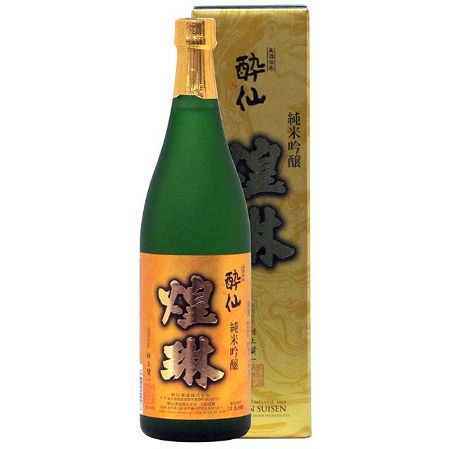 【岩手県】酔仙 煌琳(純米吟醸)720ml
