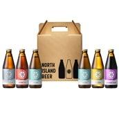 ノースアイランドビール5種飲み比べ6本SET 送料込