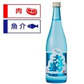 【大洋酒造】夏季限定!純米吟醸 大洋盛 スカイブルーラベル 送料込<新潟酒2020>