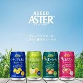 アスター こだわり果汁チューハイ4種×3本セット