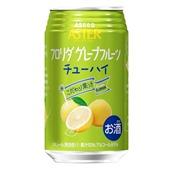 アスター フロリダ グレープフルーツチューハイ 350ml×24缶