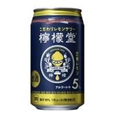 こだわりレモンサワー 檸檬堂 定番レモン350ml×24缶