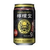 こだわりレモンサワー 檸檬堂 鬼レモン350ml×24缶
