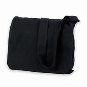 刺子織頭陀袋 No.4 黒