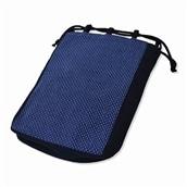 刺子織信玄袋 No.2 ブルー