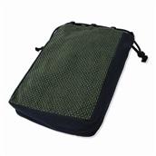 刺子織信玄袋 No.5 グリーン