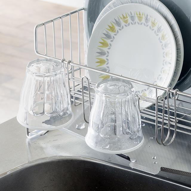 水切り用グラスホルダー
