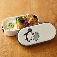 Suicaのペンギン お弁当箱 GEL・COOLドーム Let's Go!