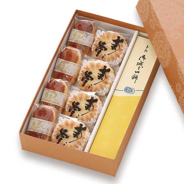 【うぐいす餅】 詰合せ(御城之口餅6個入/菊之寿4個入/栗饅頭4個入)