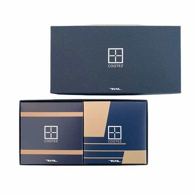 【COQTEZ】国鉄の香り石鹸 ギフトボックス C-NX(2個入セット)
