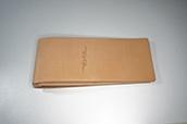 【ぬくもり刻印】補充券カバー0056(ナチュラルレザー3ミリ厚 ネジ付き JNR刻印)限定品
