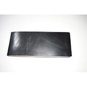 【ぬくもり刻印】補充券カバー0026(ブラックレザー3ミリ厚(個性あり)JNR刻印)限定品
