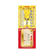 【MDI】アマビエで疫病退散! 縁起駅国鉄硬券キーホルダー 恵比寿(えびす!)