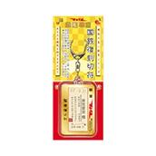 【MDI】アマビエで疫病退散! 縁起駅国鉄硬券キーホルダー 筑前勝田(勝った!)