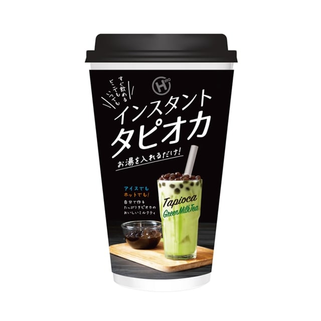 インスタント タピオカドリンク ミルクティー 抹茶6個セット 送料無料 1個444円