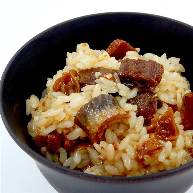 マルアイ食品 国産 鰻めし 2合用×2袋 送料無料 うなぎ ウナギ ひつまぶし