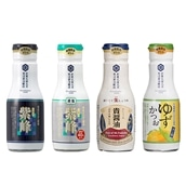 柴沼醤油 4種おためしセット 200ml×8本 鮮度保持ボトル 送料無料