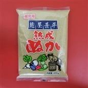 マルアイ食品 麹屋甚平 熟成補充ぬか400g×6袋(無添加食品) 送料無料