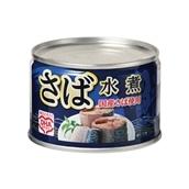 [24個セット/1缶あたり191円]マルハニチロ さば水煮(国産さば使用)150g 送料無料