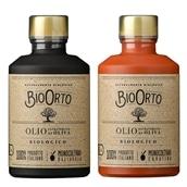 BioOrto(ビオオルト) 有機エキストラヴァージンオリーブオイル 2種セット 送料無料