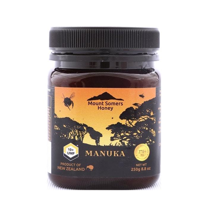 [250g×1個] ニュージーランド産マヌカ蜂蜜UMF10+  マヌカハニー 送料無料 訳あり 賞味期限2020年6月