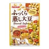 [10袋入/1袋178円]マルサンアイ ふっくら蒸し大豆 100g 送料無料