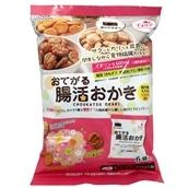 <9月の特売商品!>[6袋セット]丸彦製菓 おてがる腸活おかき 90g 送料無料