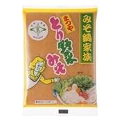 [3袋セット/1人前約98円]まつや とり野菜みそ 200g×3袋 送料無料 マルサン