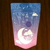 <FUJIOKAEN.>森はゆりかご(富山県産クロモジ茶)ティーバッグ3g×10個